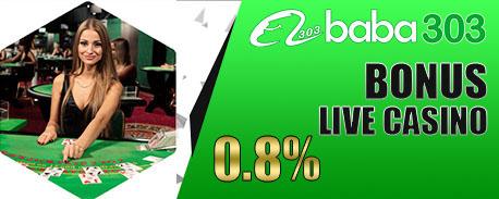 Promo bonus judi casino online
